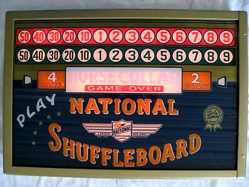 how to start a shuffleboard league